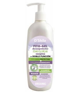 D'Shila Fito-Gel Higienizante y dermoprotector en Edad Escolar