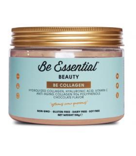 Be Essential Be Collagen con ácido hialurónico, vitamina C, gran fuente de silicio150g