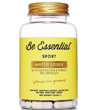 Be Essential Water Loser evita la retención de líquidos y acaba con el hinchazón 90 cápsulas