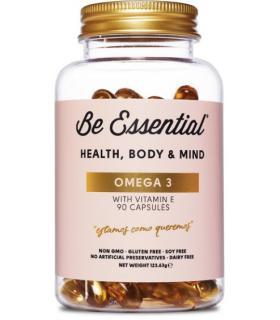 Bote Omega 3 Be Essential 90 cápsulas