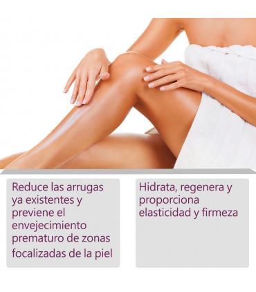 Shilart crema corporal correctora y antioxidante con ácido hialurónico 200 ml