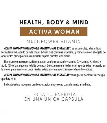 Función Be Essential Activa Woman