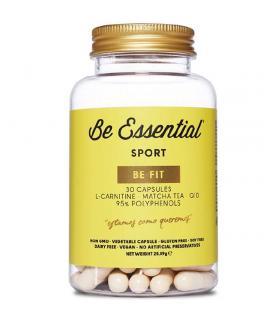Envase Sport Be Fit Be Essential 30 cápsulas
