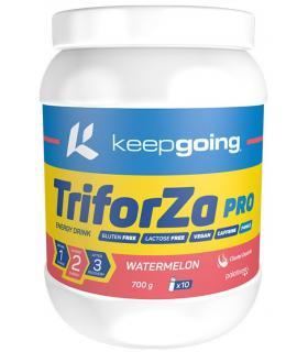 Keepgoing Triforza Pro Energy Drink 700 gr