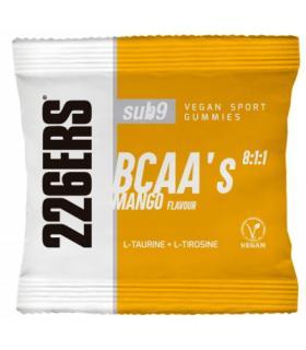 226ERS Vegan sport gummies gominolas energéticas 30gr