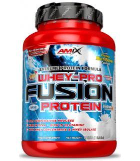 Amix Fusion Proteína Whey Pro 1Kg