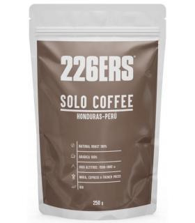 226ERS Solo Coffee café procedente de Honduras Perú 250 gr