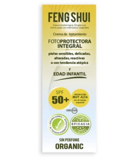 Feng Shui Crema de Tratamiento Fotoprotector Integral SPF+50