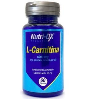 Nutri-DX Ynsadiet L-Carnitina 1600mg 60 cápsulas