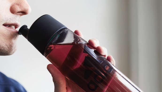 botella adidas capsulas sport drinks
