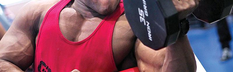 La creatina aumenta la masa muscular