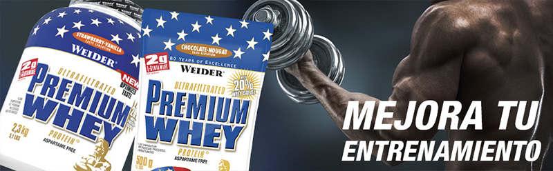 Weider Premium Whey proteína