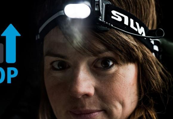 Mejores linternas frontales para correr, trail running y ciclismo
